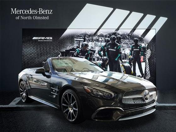 2020 Mercedes-Benz SL-Class SL550:17 car images available