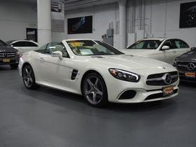 2018 Mercedes-Benz SL-Class SL550:20 car images available