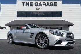 2018 Mercedes-Benz SL-Class SL550:24 car images available