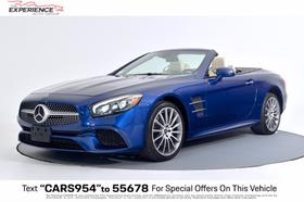 2019 Mercedes-Benz SL-Class SL550:24 car images available