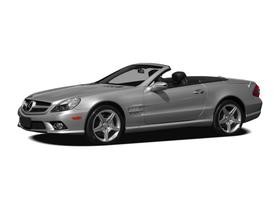 2009 Mercedes-Benz SL-Class SL550 : Car has generic photo
