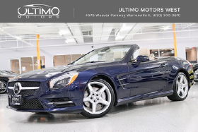 2015 Mercedes-Benz SL-Class SL550:6 car images available