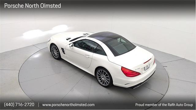 2020 Mercedes-Benz SL-Class SL550
