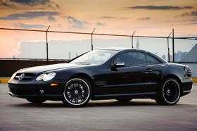 2005 Mercedes-Benz SL-Class SL600:6 car images available
