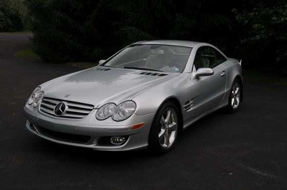 2007 Mercedes-Benz SL-Class SL600:13 car images available