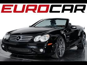 2005 Mercedes-Benz SL-Class SL600:24 car images available