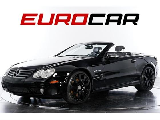 2006 Mercedes-Benz SL-Class SL600:24 car images available