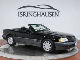 1995 Mercedes-Benz SL-Class SL600:24 car images available