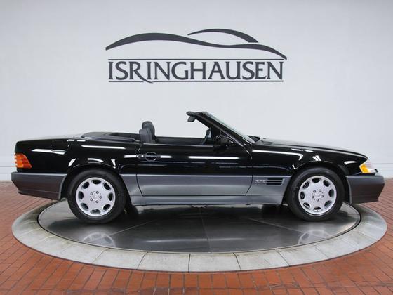 1995 Mercedes-Benz SL-Class SL600