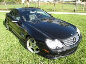 2005 Mercedes-Benz SL-Class SL600