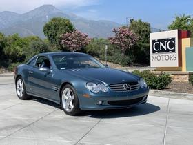 2004 Mercedes-Benz SL-Class SL600:24 car images available