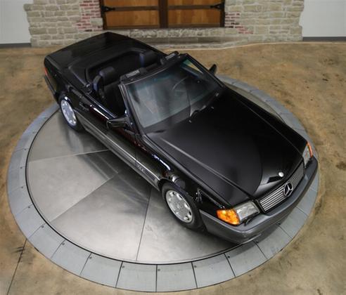 1993 Mercedes-Benz SL-Class SL600