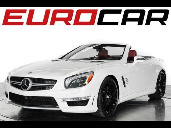 2013 Mercedes-Benz SL-Class SL63 AMG:18 car images available
