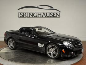 2011 Mercedes-Benz SL-Class SL63 AMG:18 car images available