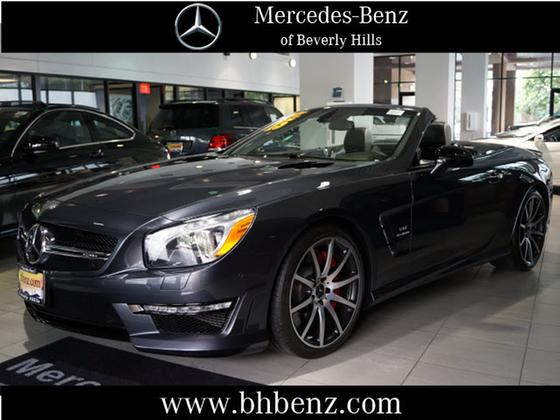 2015 Mercedes-Benz SL-Class SL63 AMG:19 car images available