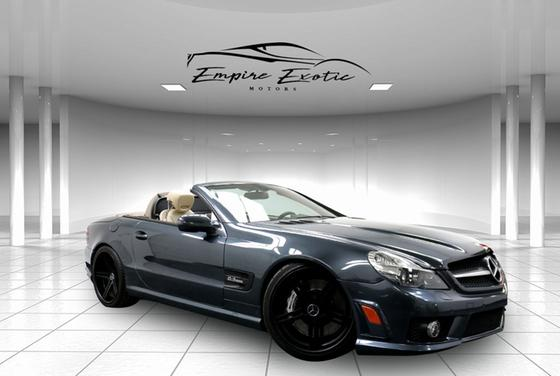 2009 Mercedes-Benz SL-Class SL63 AMG:24 car images available