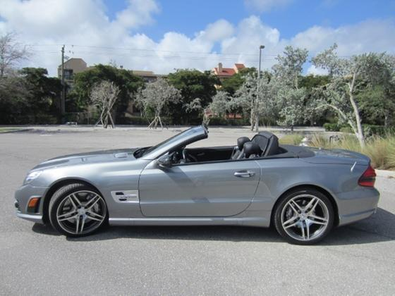 2011 Mercedes-Benz SL-Class SL63 AMG:21 car images available