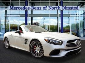 2018 Mercedes-Benz SL-Class SL63 AMG:16 car images available