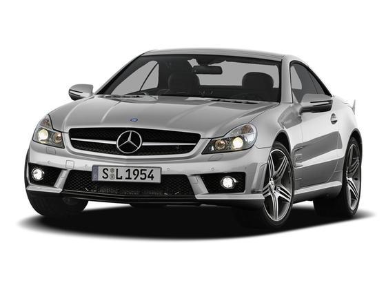 2009 Mercedes-Benz SL-Class SL63 AMG : Car has generic photo