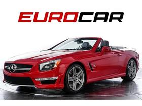 2014 Mercedes-Benz SL-Class SL63 AMG:24 car images available