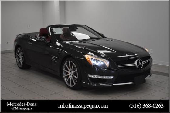 2013 Mercedes-Benz SL-Class SL63 AMG:20 car images available