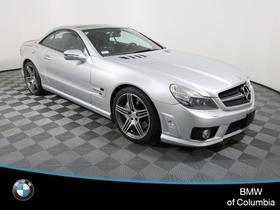 2009 Mercedes-Benz SL-Class SL63 AMG:21 car images available