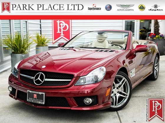 2011 Mercedes-Benz SL-Class SL63 AMG:10 car images available