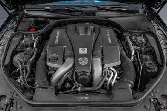 2015 Mercedes-Benz SL-Class SL63 AMG