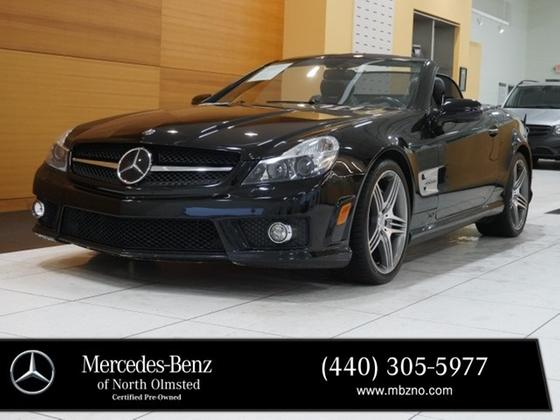 2011 Mercedes-Benz SL-Class SL63 AMG:24 car images available