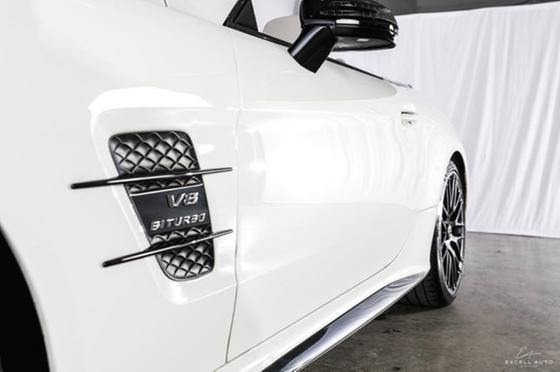 2017 Mercedes-Benz SL-Class SL63 AMG