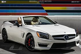 2015 Mercedes-Benz SL-Class SL63 AMG:24 car images available