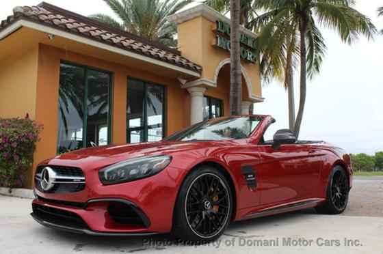 2018 Mercedes-Benz SL-Class SL63 AMG:24 car images available