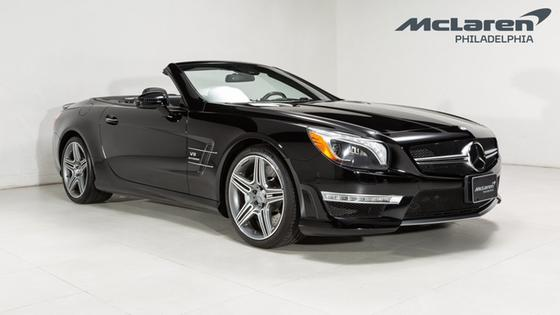 2013 Mercedes-Benz SL-Class SL63 AMG:22 car images available