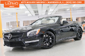 2014 Mercedes-Benz SL-Class SL63 AMG:6 car images available
