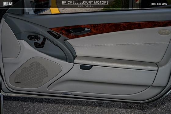 2009 Mercedes-Benz SL-Class SL63 AMG