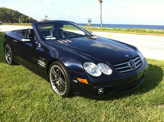 2008 Mercedes-Benz SL-Class SL65 AMG:6 car images available