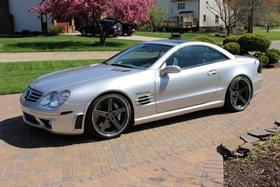 2005 Mercedes-Benz SL-Class SL65 AMG:4 car images available