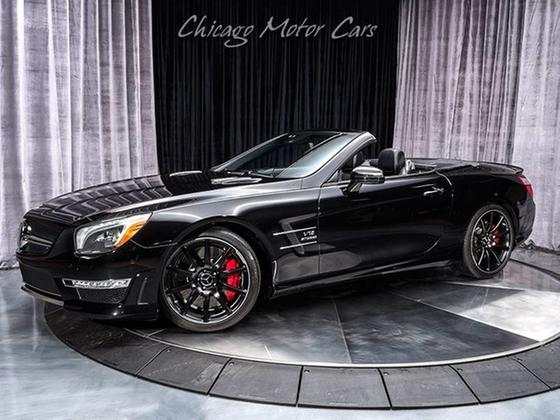 2013 Mercedes-Benz SL-Class SL65 AMG:24 car images available