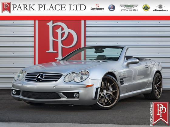 2005 Mercedes-Benz SL-Class SL65 AMG:24 car images available