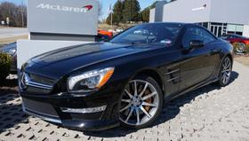 2014 Mercedes-Benz SL-Class SL65 AMG:9 car images available