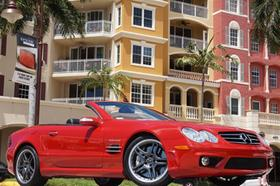 2008 Mercedes-Benz SL-Class SL65 AMG:24 car images available