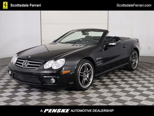 2007 Mercedes-Benz SL-Class SL65 AMG:24 car images available
