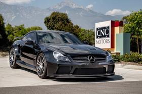 2009 Mercedes-Benz SL-Class SL65 Black Series:24 car images available