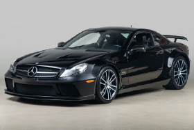 2009 Mercedes-Benz SL-Class SL65 Black Series:9 car images available