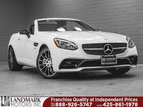 2017 Mercedes-Benz SLC-Class :24 car images available