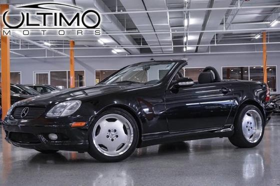 2003 Mercedes-Benz SLK-Class SLK230:24 car images available