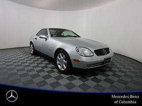 1998 Mercedes-Benz SLK-Class SLK230:22 car images available