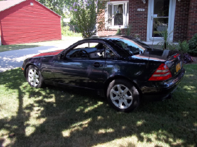 1998 Mercedes-Benz SLK-Class SLK230:12 car images available