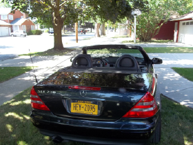 1998 Mercedes-Benz SLK-Class SLK230