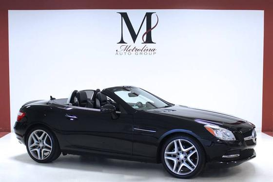 2015 Mercedes-Benz SLK-Class SLK250:24 car images available